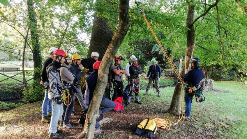 Corsi di treeclimbing Toscana